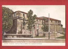 Q0951 Cuba Havana,Habana.Castillo De La Fuerza. La Fuerza Fortress.Pioneer. Non Circulé. - Cuba