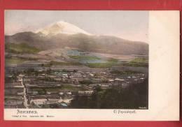 Q0956 Amecameca Volcan El Popocatepetl. Non Circulé. - Mexique