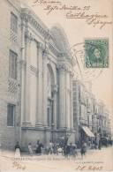 Cpa-espana-murcia-cartage Na-iglesia Del Hospital De Caridad-1904 - Murcia