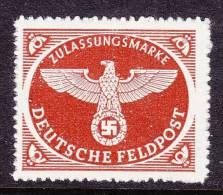 German MQA 1   ** - Unused Stamps