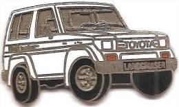 TOYOTA _ 4X4 _LAND CRUISER - Toyota