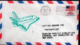 ★ US - TESTING ABOARD THE ENTERPRISE - MISSION PROFILE SIMULATIONS (7479) - United States
