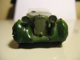 DINKY TOYS ENGLAND 38c Lagonda Sports Coupé LG45 - Dinky