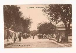 EL AFFROUN Route D Alger - Alger