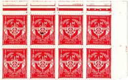 Lot De  16 Timbres Franchise Militaire Neufs Mint Stamps  Variete De Couleur - Franchise Stamps