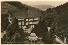 ALLEMAGNE...BAD RIPPOLDSAU. .... CPA...HOTEL KLOSTERLE-HOF.......NON ECRITE.............LOT  D932 - Bad Rippoldsau - Schapbach