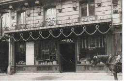 CPA 75,PARIS 10 Eme,203 Rue Lafayette,Corderie Du Nord,PAREME Fils,Rare - Industry