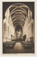 Buckfast Abbey Church Interior - England