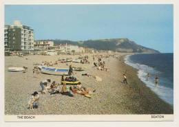 The Beach, Seaton - England