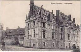 1474-France 76-Cleres-Le Chateau-Ed Benoit - Clères