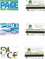 CAT. C & C.7096-7098 SAN MARINO - 2003  PACE -  NUOVE - San Marino