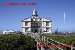 Lighouses Of Spain - Asturias/Cabo De Peñas Postcard Collector - Faros
