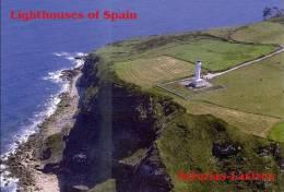 Lighouses Of Spain - Asturias/Lastres Postcard Collector - Faros