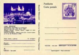 AUTRICHE - AUSTRIA - BREGENZ FESTIVAL - BREGENZER FESTSPIELE - POSTCARD - Musica