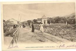 Saint Pierre La Martinique - Le Pont Des Peres - - Martinique