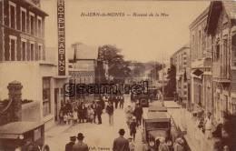 D- 85. Vendée. Saint Jean De Monts. - Avenue De La Mer Animée. (Hôtel Du Casino). - (voir Scan Recto-verso). - Saint Jean De Monts
