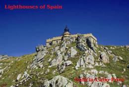 Lighouses Of Spain - Galicia/Cabo Prior Postcard Collector - Faros