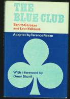 """""""The Blue Club""""  By  Benito Garozzo And Leon Yallouze.  Adapted By Terence Reese.        Indoor Games - Books, Magazines, Comics"""