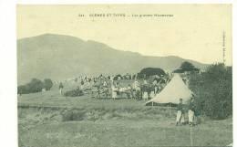 MAROC - Scènes Et Types - Les Grandes Manoeuvres - Maroc