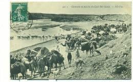 MAROC/ Caravane En Marche Du Caïd Ben Ganab - Maroc