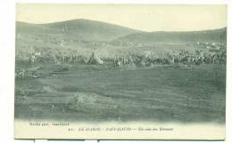 MAROC/ ZAIT-HAFID, Un Coin Des Bivouacs (CAMP MILITAIRE) - Maroc