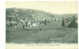 MAROC/ EL GRAAR, Le Camp De La Colonne (CAMP MILITAIRE) - Maroc