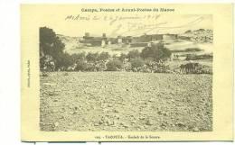 MAROC/ TAZOUTA, Kasbah De La Source - Camps, Postes Et Avant-Postes Du Maroc - Maroc