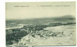 MAROC/ TAZZOUGUERT, Le Ksar Et La Palmeraie - Maroc