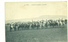 MAROC/ FEZ, Cavalerie Auxiliaire Marocaine (MILITAIRE) - Maroc