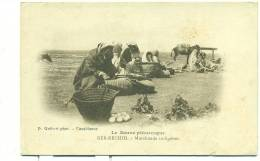 MAROC/ BER-RECHID, Marchands Indigènes, Le Maroc Pittoresque (Grébert Phot. Casablanca) - Maroc