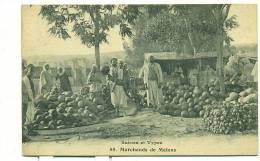 MAROC/ Marchands De Melons - Scènes Et Types - Maroc