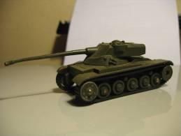 DINKY TOYS FRANCE 80C AMX TANK - Dinky