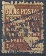 France Colis Postaux N°95 Obl. - Paketmarken