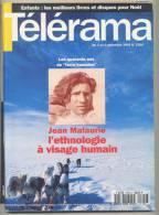3442 -  Jean Malaurie     Vanessa Demouy     Coluche     Marilyn Monroe - Allgemeine Literatur