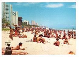 POSTCARD - RECIFE - PRAIA DE BOA VIAGEM - G - Recife