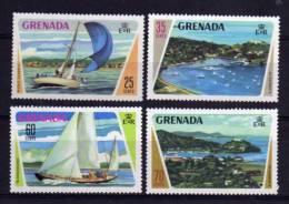 Grenada - 1973 - Yachting - MH - Grenade (...-1974)