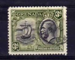 Grenada - 1934 - George V 3d Definitive (Perf 12½) - Used - Grenade (...-1974)