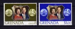 Grenada - 1972 - Royal Silver Wedding - MNH - Grenade (1974-...)