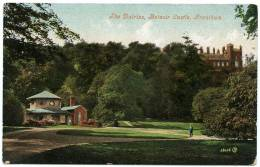 GRANTHAM : BELVOIR CASTLE - THE DAIRIES - Angleterre