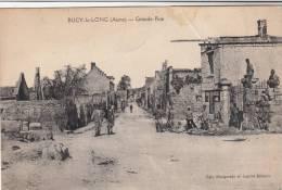 02 Bucy Le Long        Grande Rue - France
