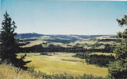 Historical Site Of Old Fort Walsh On Battle Creek In Southwestern Saskatchewan, Canada, 40-60s - Saskatchewan