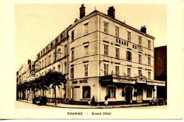 ROANNE - Le Grand Hôtel - Roanne