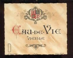 Etiquette   Eau De Vie  Vieille - Labels