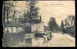 76 BLANGY SUR BRESLE / Abreuvoir Et Le Chemin Du Marais / - Blangy-sur-Bresle