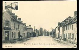 76 BLANGY SUR BRESLE / Rue St Denis Et Route De Neufchâtel / - Blangy-sur-Bresle