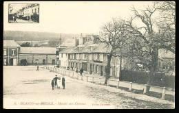 76 BLANGY SUR BRESLE / Marché Aux Chevaux / - Blangy-sur-Bresle