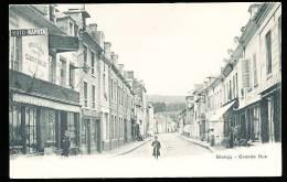 76 BLANGY SUR BRESLE / Grande Rue / - Blangy-sur-Bresle