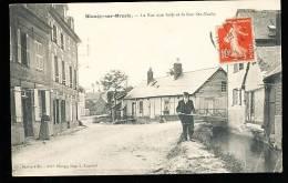76 BLANGY SUR BRESLE / Rue Aux Juifs Et Rue Ste Barbe / - Blangy-sur-Bresle