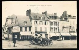 76 BLANGY SUR BRESLE / Place De L'Eglise / - Blangy-sur-Bresle