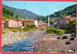 CPM 07 MARIAC Pont De Fromentière - Le Pont Sur La Drome Dans Canton Le CHEYLARD - Other Municipalities